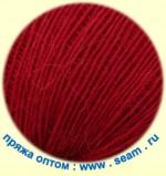 Seam Alpaca d'Italia Цвет 08 вишневый
