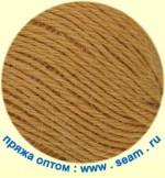 Пряжа для вязания Seam Alpaca Peruana (Сеам Альпака Перуана) Цвет 2804 золотистая горчица