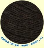 Пряжа для вязания Seam Alpaca Peruana (Сеам Альпака Перуана) Цвет 404 горький шоколад