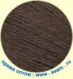 Пряжа для вязания Seam Alpaca Peruana (Сеам Альпака Перуана) Цвет 607 землисто-коричневый
