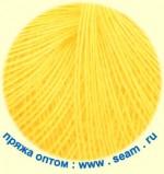 Seam Angora Fine Цвет 130858 ярко-желтый