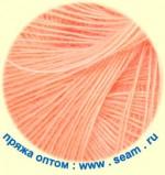 Seam Angora Fine Цвет 141324 абрикосовый