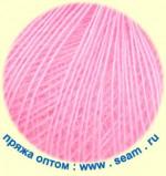 Seam Angora Fine Цвет 152215 розовый