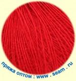 Seam Angora Fine Цвет 181658 красный
