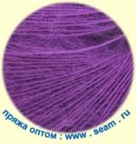 Seam Angora Fine Цвет 183518 фиолетовый