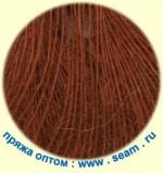 Seam Angora Fine Цвет 191241 шоколадный коричневый