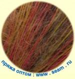 Seam Angora Fine Print Цвет 62