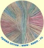 Seam Angora Fine Print Цвет 849