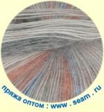 Seam Angora Fine Print Цвет 850