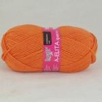 Семеновская фабрика A-elita quatro (Аэлита кватро) Цвет 670 морковный
