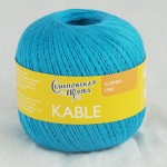 Пряжа для вязания Семеновская фабрика Kable (Кабле) Цвет 30131 мадонна х