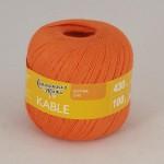 Пряжа для вязания Семеновская фабрика Kable (Кабле) Цвет 154 абрикос