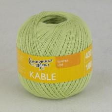 Пряжа для вязания Семеновская фабрика Kable (Кабле)