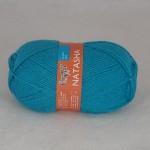 Семеновская фабрика Natasha (Наташа ПШ) Цвет 290 бирюзово-голубой
