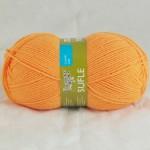 Семеновская фабрика Sufle (Суфле) Цвет 10744 ярко-оранжевый NEW