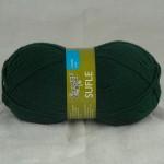 Семеновская фабрика Sufle (Суфле) Цвет 11203 темно-зеленый NEW