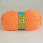 Семеновская фабрика Sufle (Суфле) Цвет 142 апельсин