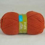 Семеновская фабрика Sufle (Суфле) Цвет 7095 красный-терракот