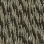 Пряжа для вязания Троицкая фабрика Деревенька Цвет 5070 мулине натуральный светлый/коричневый