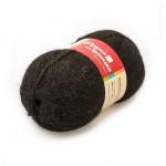 Пряжа для вязания Троицкая фабрика Верблюжья шерсть Цвет 0140 черный