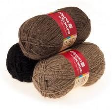 Пряжа для вязания Троицкая фабрика Верблюжья шерсть