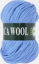 Vita Alpaca Wool Цвет 2958 голубой
