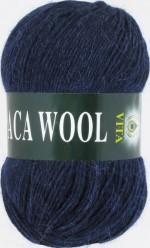 Vita Alpaca Wool Цвет 2962 темно-синий