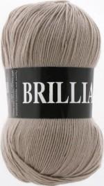 Пряжа для вязания Vita Brilliant (Вита Бриллиант) Цвет 4966 холодный бежевый