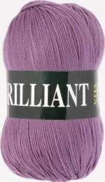 Пряжа для вязания Vita Brilliant (Вита Бриллиант) Цвет 4976 пыльная сирень