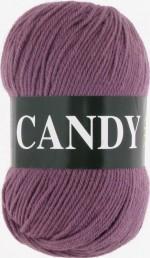 Пряжа для вязания Vita Candy (Вита Канди) Цвет 2534 пыльная роза