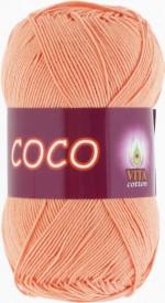Vita Cotton Coco Цвет 3883 персиковый