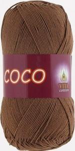 Vita Cotton Coco Цвет 4306 св. шоколад