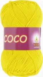 Vita Cotton Coco Цвет 4320 ярко-желтый