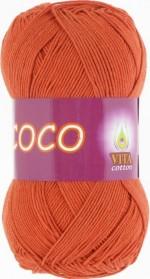 Vita Cotton Coco Цвет 4321 терракот