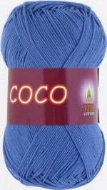 Vita Cotton Coco Цвет 3879 темно-голубой