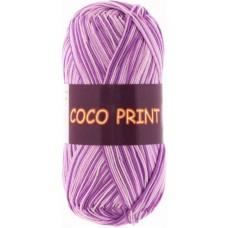 Vita Cotton Coco Print