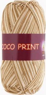Vita Cotton Coco Print Цвет 4679 светло-бежевый