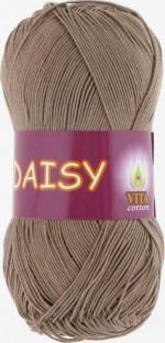 Vita Cotton Daisy Цвет 4405 светлое какао