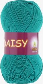 Vita Cotton Daisy Цвет 4410 светлая морская волна