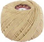 Пряжа для вязания Vita Cotton Iris (Вита Ирис) Цвет 2130 светло-бежевый