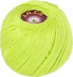 Пряжа для вязания Vita Cotton Iris (Вита Ирис) Цвет 2126 салатовый