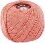 Пряжа для вязания Vita Cotton Iris (Вита Ирис) Цвет 2132 персиковый