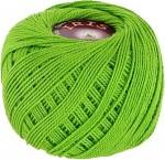 Пряжа для вязания Vita Cotton Iris Цвет 2107 яркая молодая зелень