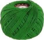 Пряжа для вязания Vita Cotton Iris (Вита Ирис) Цвет 2108 зеленый