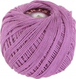 Пряжа для вязания Vita Cotton Iris (Вита Ирис) Цвет 2116 светлый цикламен