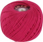 Пряжа для вязания Vita Cotton Iris (Вита Ирис) Цвет 2118 розово-малиновый