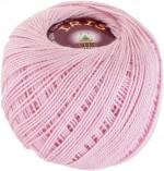 Пряжа для вязания Vita Cotton Iris (Вита Ирис) Цвет 2120 светло-розовый