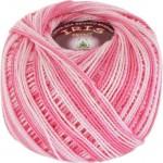 Vita Cotton Iris Print Цвет 2205 светло-розовый меланж