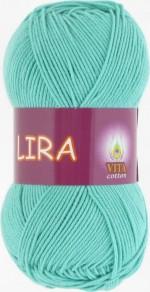 Vita Cotton Lira Цвет 5028 светло-бирюзовый