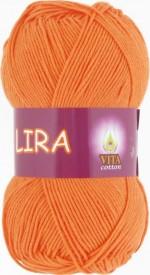 Vita Cotton Lira Цвет 5029 оранжевый коралл